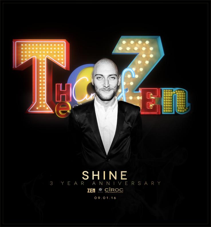 Stephen Shine